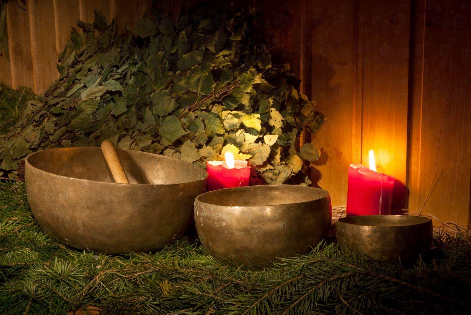 Гадание в бане на рождество