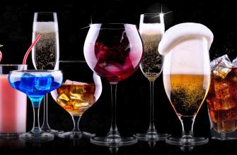 Алкоголь на Рождество