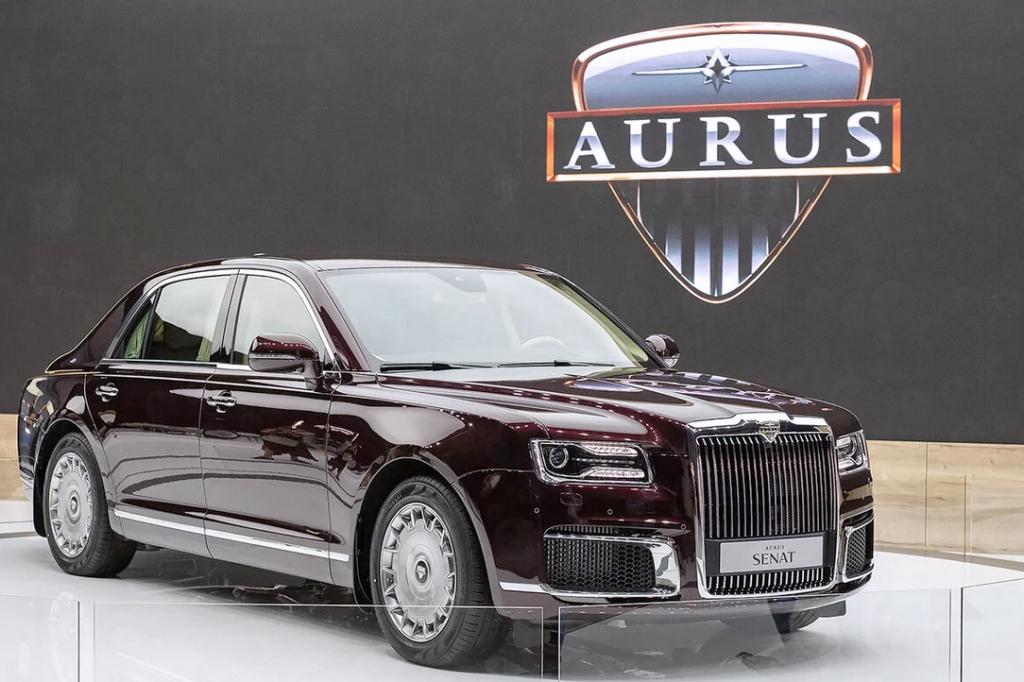 Aurus машина