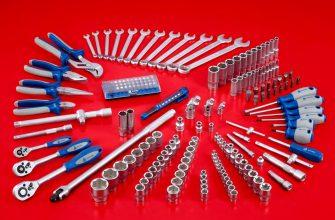 Как выбрать набор инструментов для авто
