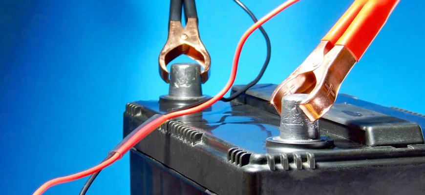 Как заряжать необслуживаемый авто аккумулятор
