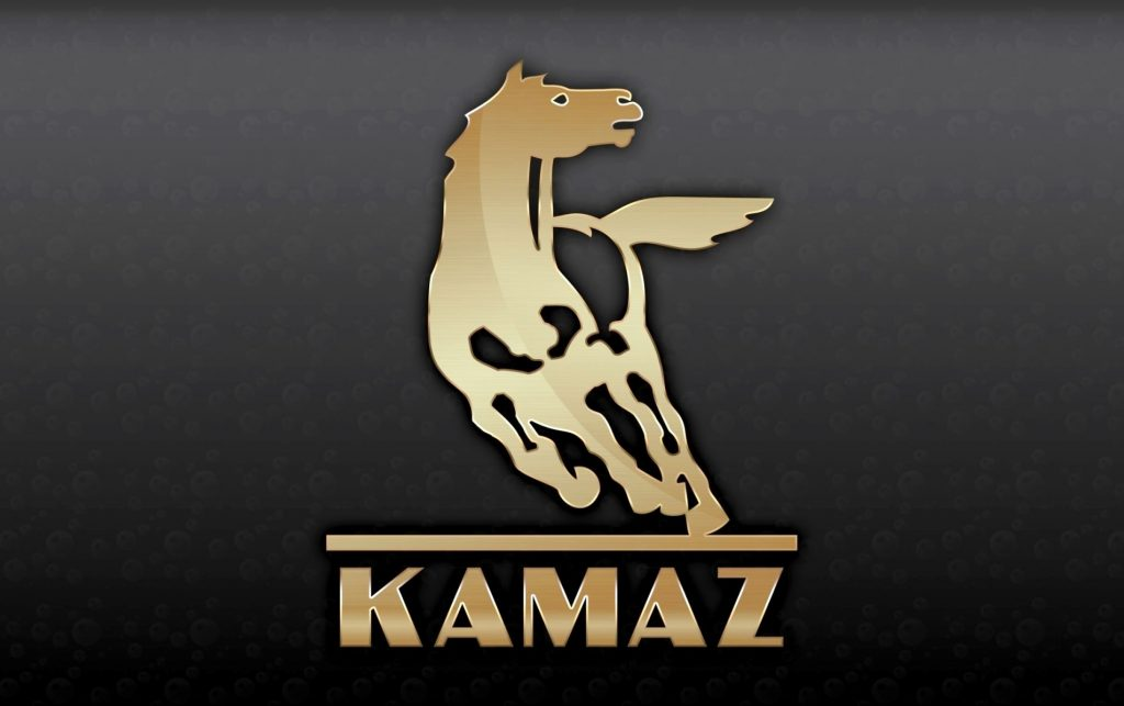KAMAZ лого