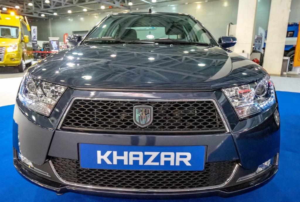 KHAZAR авто