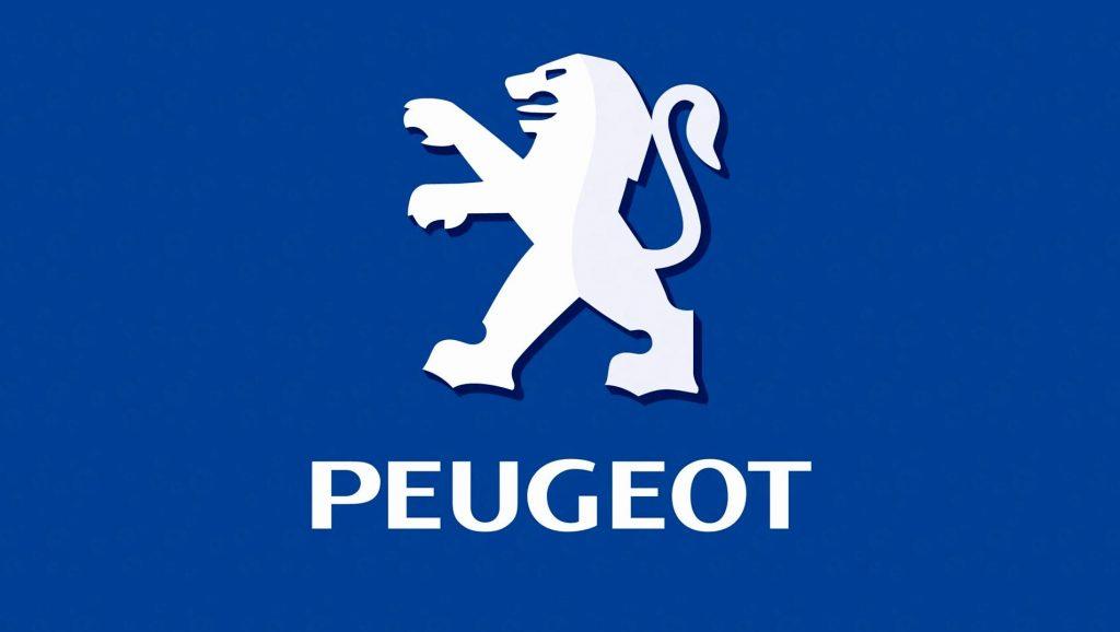 Peugeot лого машины