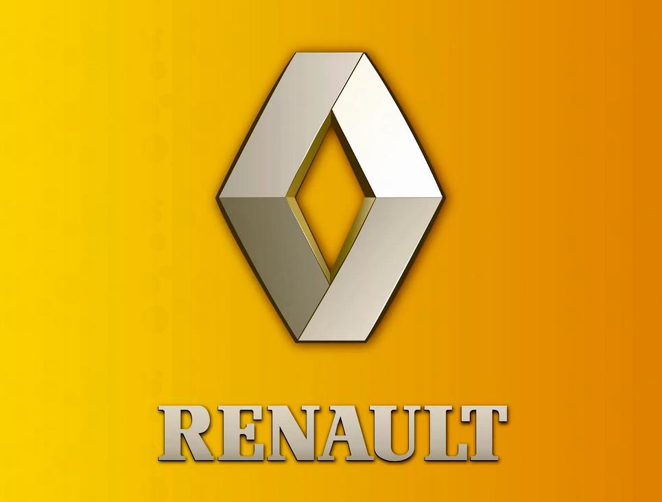 Рено лого машины
