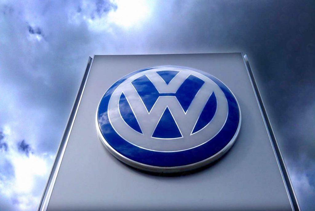 Volkswagen лого машины