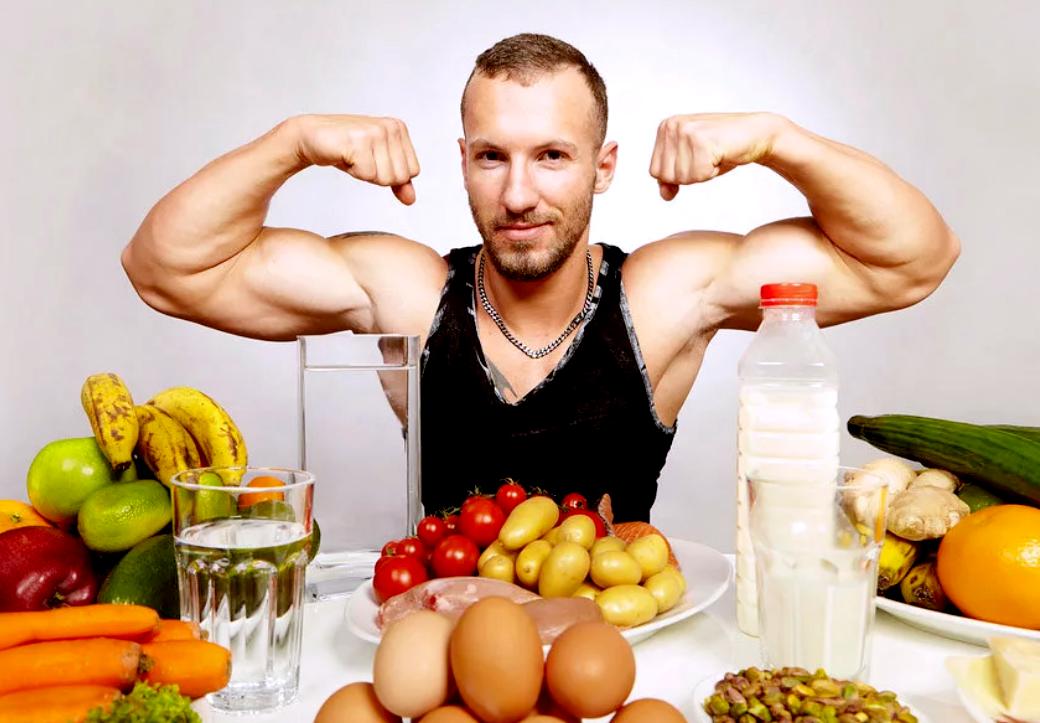 Анаболизм белков