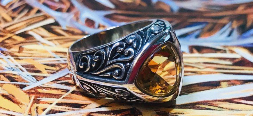 как носить кольца мужчинам