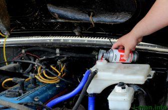 Как правильно промыть систему охлаждения в машине